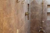 Porcelain tile master bathroom remodel in Fort Collins, Colorado _1614