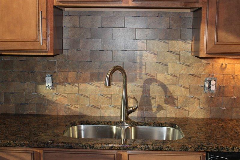 Porcelain subway kitchen backsplash in Fort Collins_1514