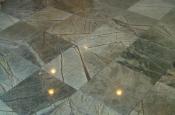 Marble tile floor installation contractor