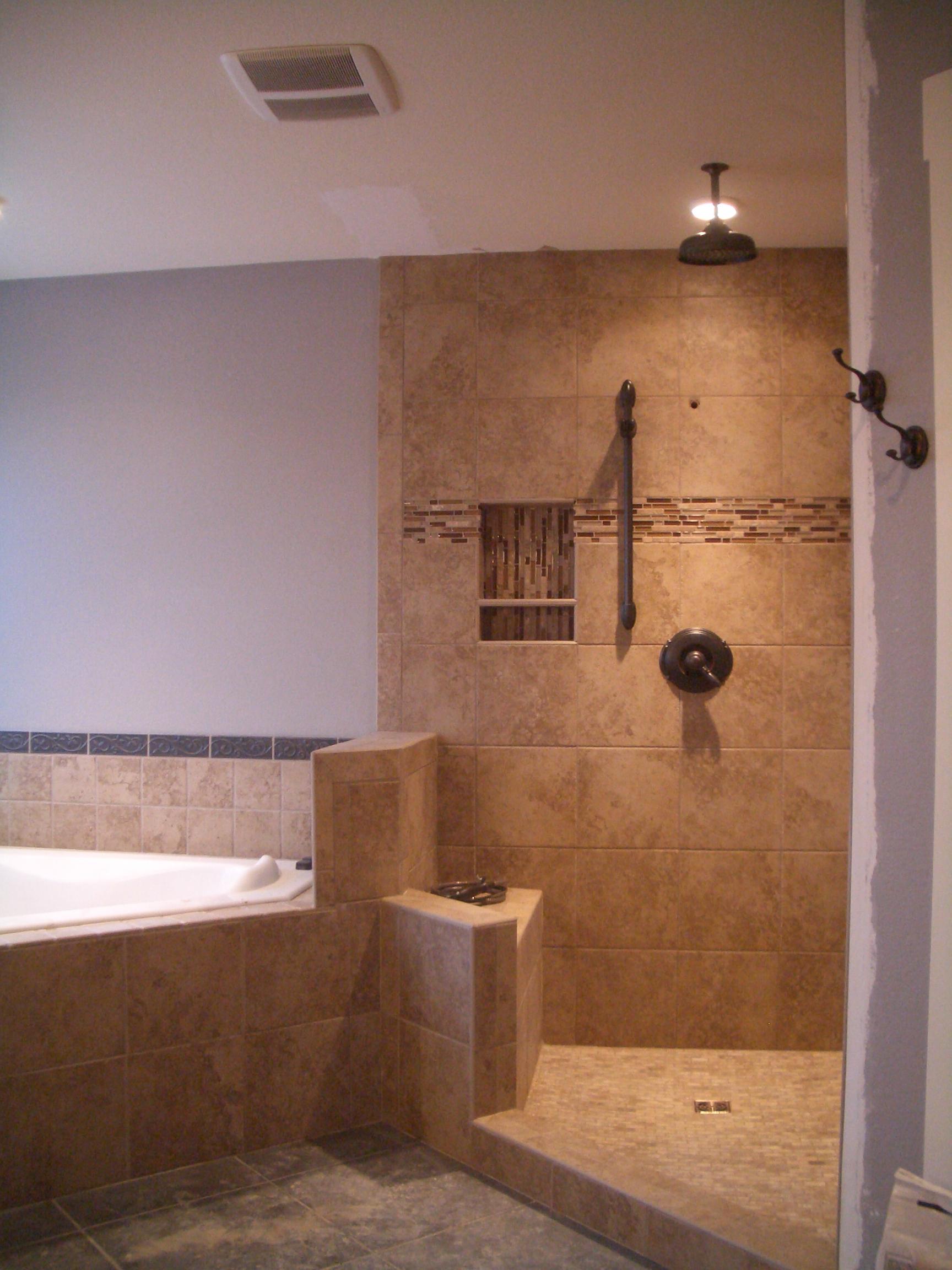 Bathroom Remodel Fort Collins kerdi master bathroom shower remodel in fort collins