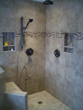 Kerdi Bathroom Remodel in Fort Collins