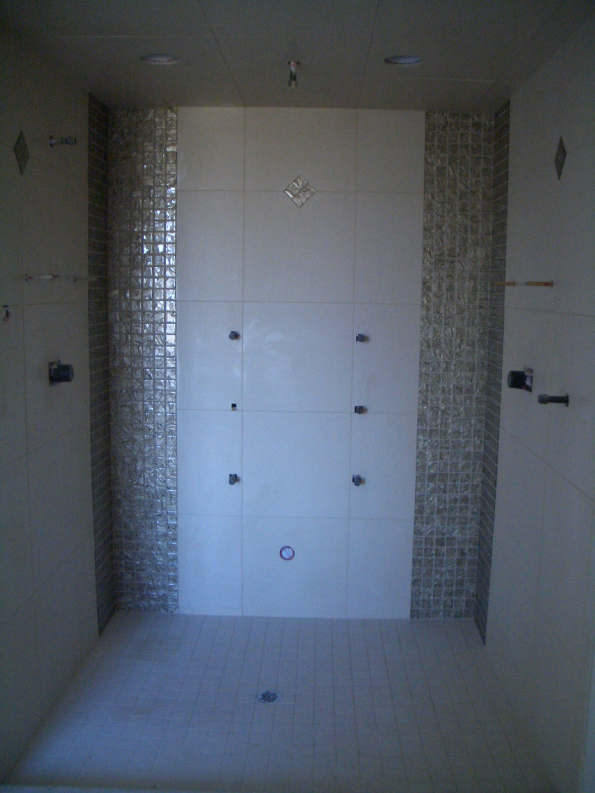 Custom steam showers for Build steam shower