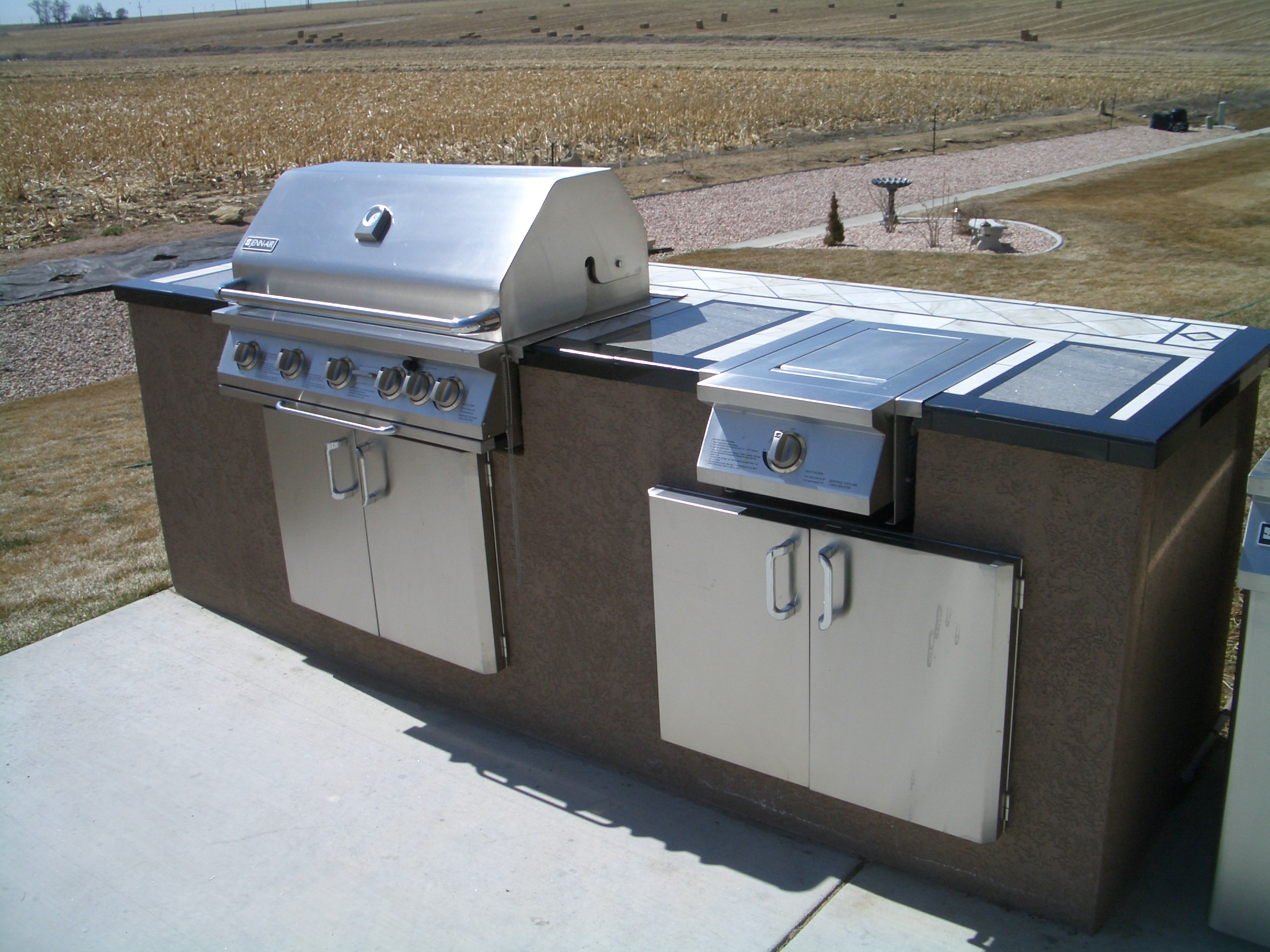 Backyard Bbq Islands And Outdoor Kitchens In Fort Collins And Northern Colorado