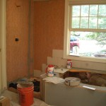 Kerdi shower in Fort Collins, Colorado