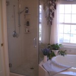 Kerdi shower and tub tile contractor Fort Collins, Colorado
