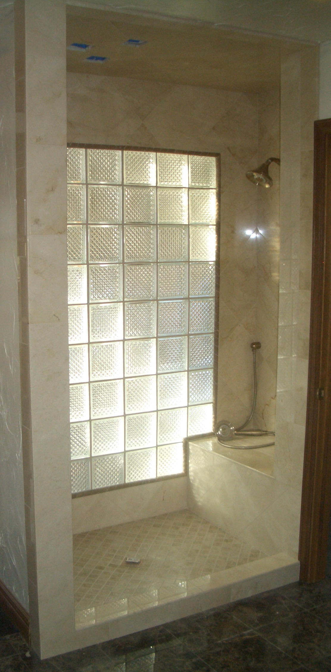 Glass block installation in fort collins for Where to buy glass block windows
