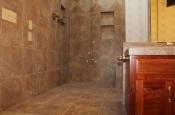 Porcelain tile master bathroom remodel in Fort Collins, Colorado _1623