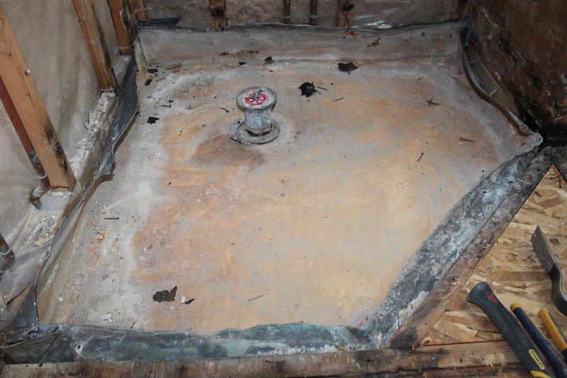 Porcelain tile master bathroom remodel in Fort Collins, Colorado _1515