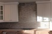 Limestone mosaic kitchen backsplash in Fort Collins_1838