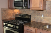Porcelain subway kitchen backsplash in Fort Collins_1512