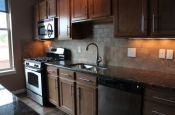 Porcelain subway kitchen backsplash in Fort Collins_1536