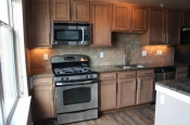 Porcelain subway kitchen backsplash in Fort Collins_1537