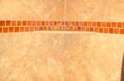 Florida Tile Taconic Slate porcelain master bathroom in Fort Collins