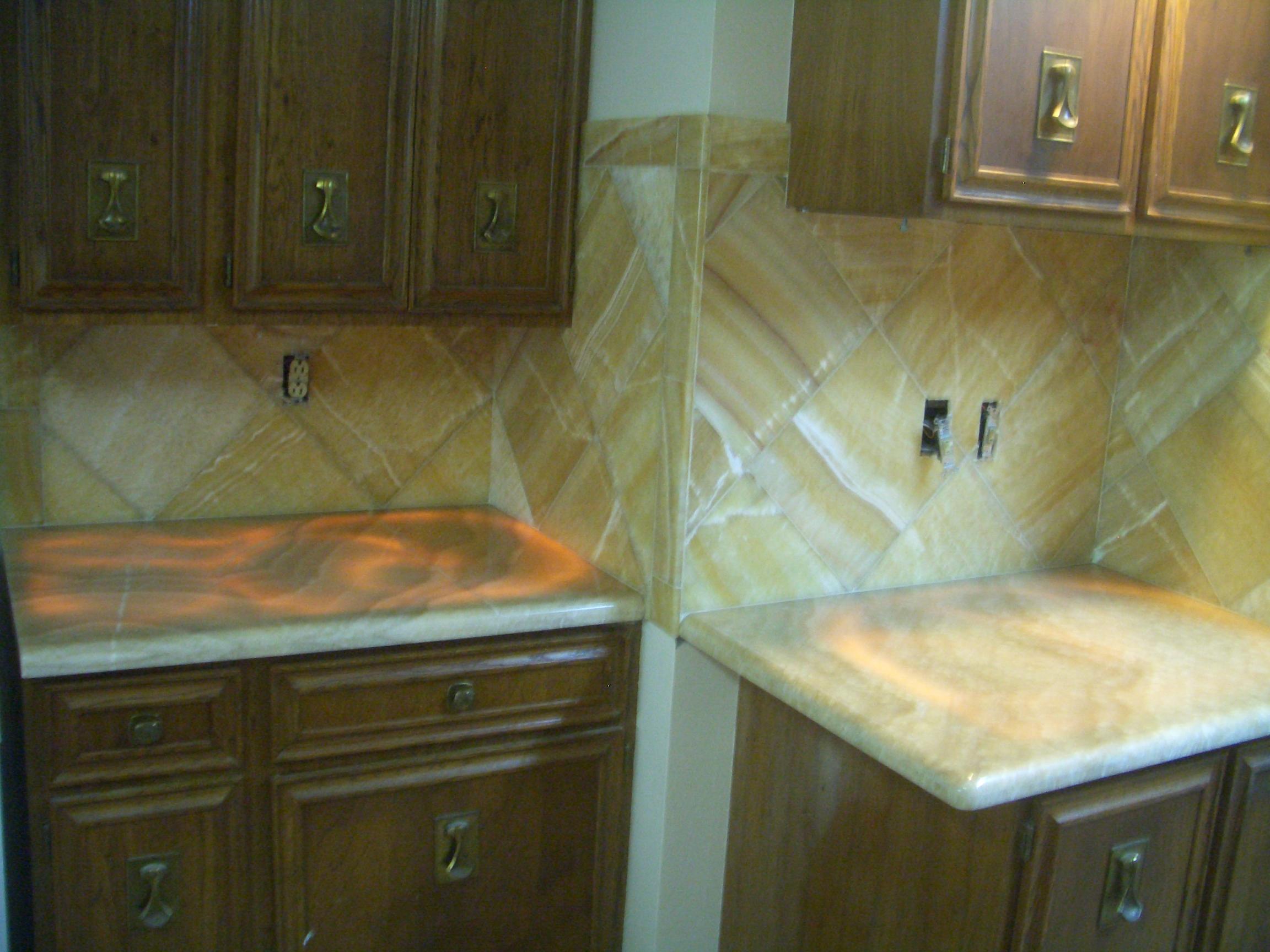 - Onyx Kitchen Backsplash Tile Art Center