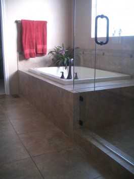 Full Bathroom Remodel in Fort Collins