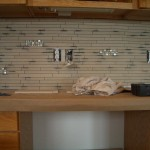 Installation Porcelain and Glass Kitchen Backsplash in Windsor